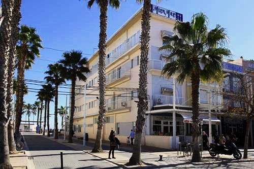 Hotel Miramar | Valencia: hoteles y apartamentos