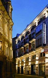 Petit Palace Bristol – Valencia