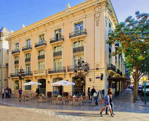 SH Ingles Boutique Hotel | Valencia: hoteles y apartamentos