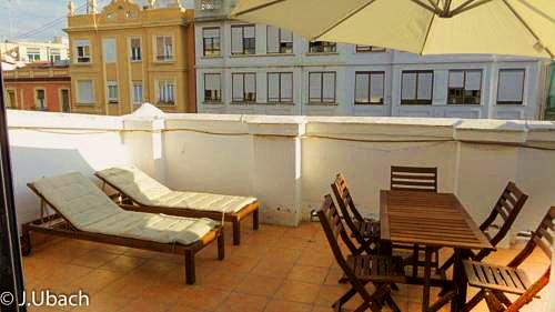 Apartamentos Con Terraza San Francisco De Borja | Valencia: hoteles y apartamentos