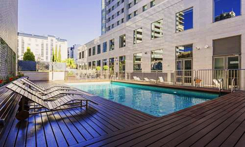 Ilunion Valencia 4 | Valencia: hoteles y apartamentos