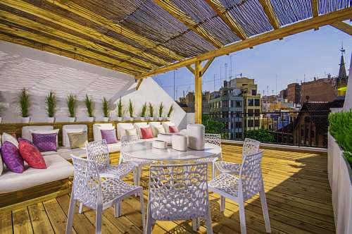 Valencia Luxury Central Market   Valencia: hoteles y apartamentos