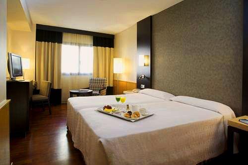 NH Ciudad de Valencia | Valencia: hoteles y apartamentos