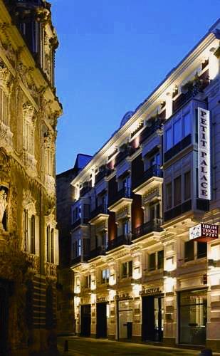 Petit Palace Bristol | Valencia: hoteles y apartamentos