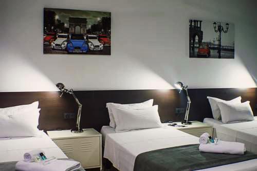 Quart Youth Hostel | Valencia: hoteles y apartamentos