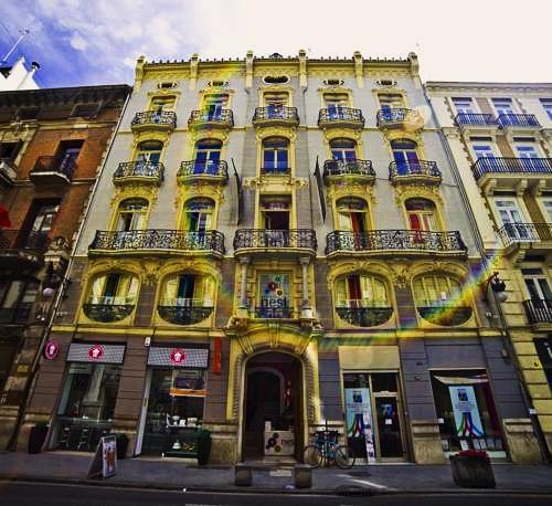 Red Nest Hostel   Valencia: hoteles y apartamentos