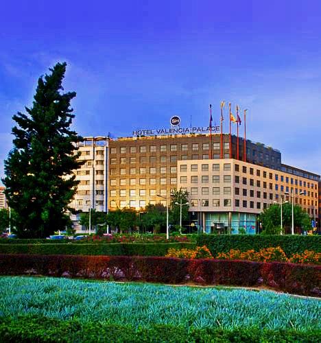 SH Valencia Palace | Valencia: hoteles y apartamentos