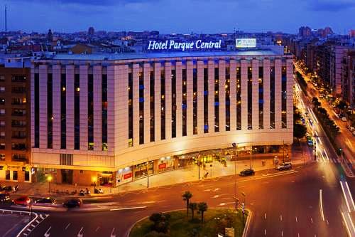 Senator Parque Central Hotel | Valencia: hoteles y apartamentos