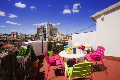 SingularStays Plaza del Mercado | Valencia: hoteles y apartamentos