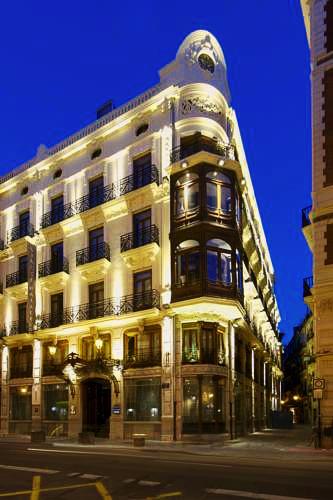 Vincci palace valencia hoteles y apartamentos - Hotel vincci palace en valencia ...